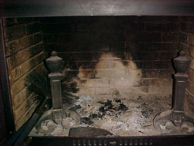 Chimney Soot Build Up